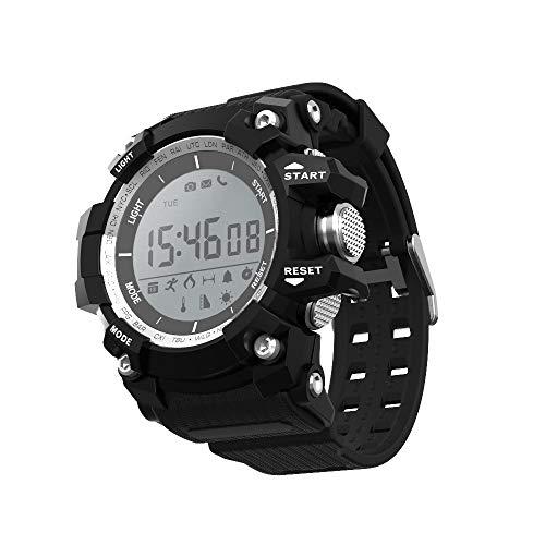 Baodanya Fitness Smartwatch,30 Meter Tauchen Wasserdichte Sport Aktivität Tracker Blutdruck Uhr Fitness Armband, Armbanduhr Uhren Uhr Smart Watch Fitness Uhr für Herren Damen
