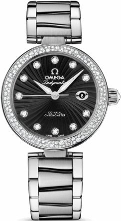 Omega Deville Ladymatic Ladies Watch 425.35.34.20.51.001