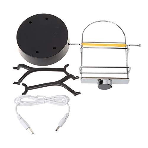 Dabixx Safety Wiggler Kit, Phone Swing-Automatik-Shake-Motion-Pinsel-Schritt-Sicherheits-Wiggler-Kit mit USB-Kabel Motion Kit
