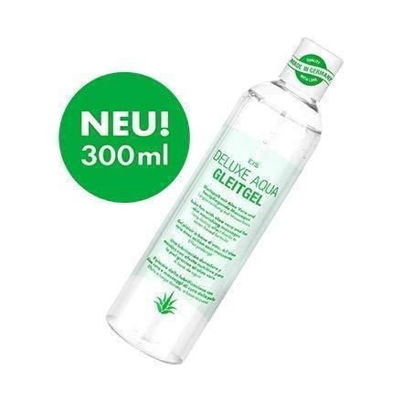 EIS, Lubricante gel masaje Deluxe 2:1 Aloe Vera, placer-cuidado
