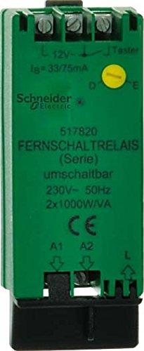 Price comparison product image ELSO 517820 Elektron.Fernschaltrel.2x1000W