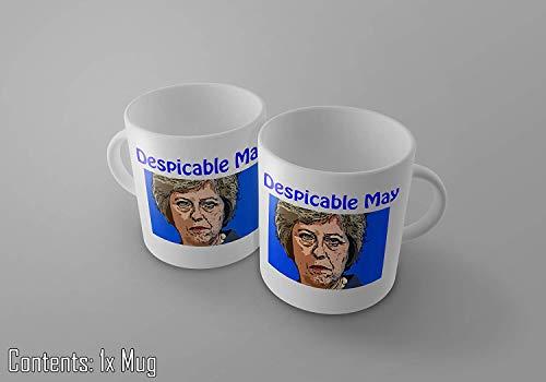 Despicable May (Theresa Me Paraody) - 2017 - Tea/Coffee Mug/Cup - Gift Idea