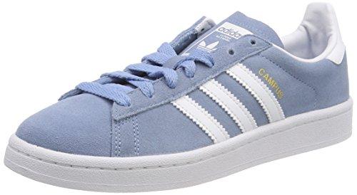 finest selection f2777 d251c Adidas Campus J, Zapatillas de Deporte Unisex para Niños, Azul (Azucen  Ftwbla 000