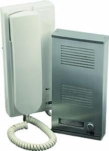 SCS SEN4137398 Kit citofono audio, elemento esterno