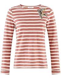 Promod Marinière détail oiseau Femme fc86a253607