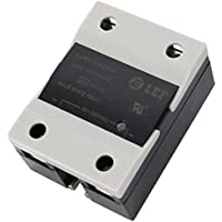sourcingmap® Solid State Festkörper Relais Modul SSR-25AA 25A AC-AC 80-250VAC/24V-380VAC