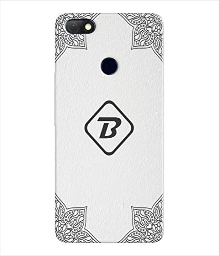 Inktree® Printed Designer Silicon Back Cover for Infinix Note 5 - Alphabet B