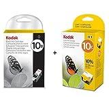 Kodak 10B/10C Combo cartouche d'encre