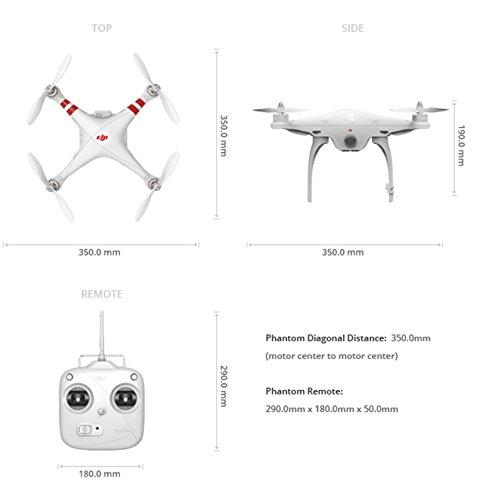DJI CP.PT.000083 Phantom 2 Quadcopter - 6