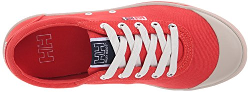 Helly Hansen Damen W Salt Lo 2 Turnschuhe Rot / Blau (239 Sorbet / Navy / Off White)