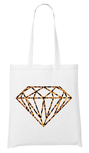Diamond Leo Sac Blanc