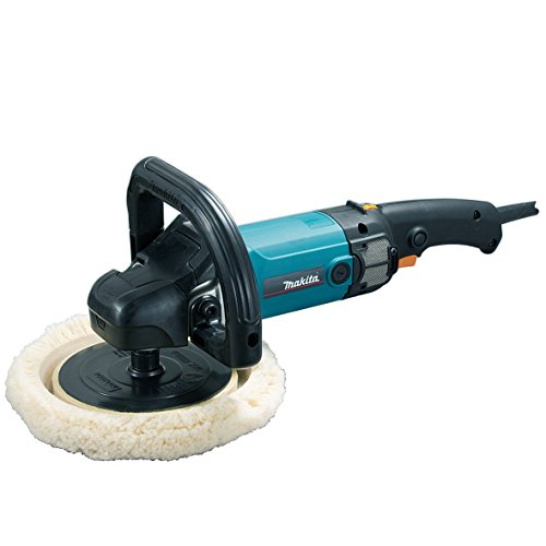 Makita Poliermaschine 9237CB im Test