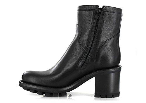 FREE LANCE JUSTY 7 SMAL GER BUC - Bottines / Boots - Femme Noir