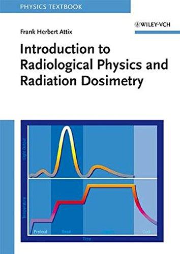 Introduction to Radiological Physics and Radiationdosimetry