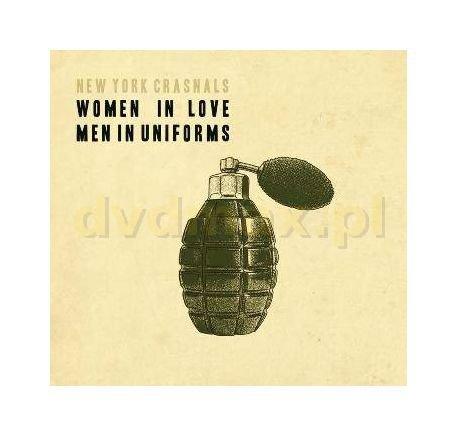 New York Crasnals: Women In Love, Men In Uniforms (digipack) [CD] (Womens Mens Uniform)