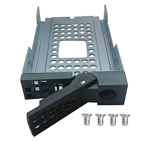 3.5 inch SAS SATA Hotplug Hard Drive Caddy Tray Sled Mount for Servers with x4 Screws