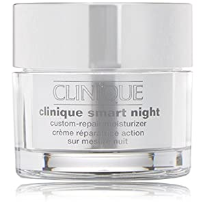 Clinique Smart Night – Crema antiarrugas, 50 ml