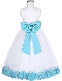 6ec12bb97 Amazon.es  tul blanco - Vestidos   Niña  Ropa