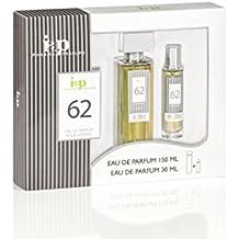 Pack de perfume 150 ml + 30 ml iap perfume nº 62 eau de parfum hombre