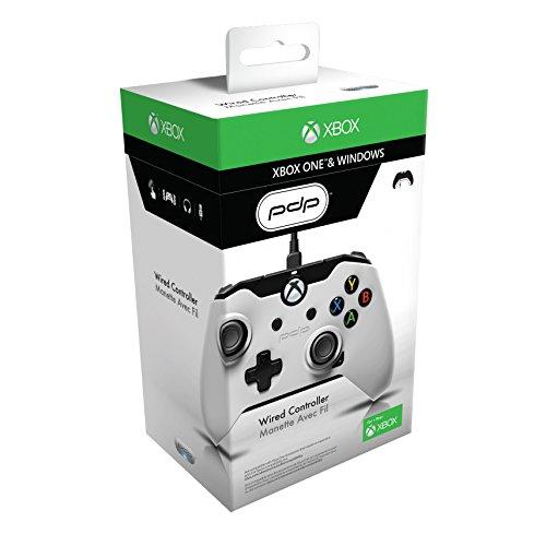 Manette Afterglow pour Xbox One - blanc - [Edizione: Francia]