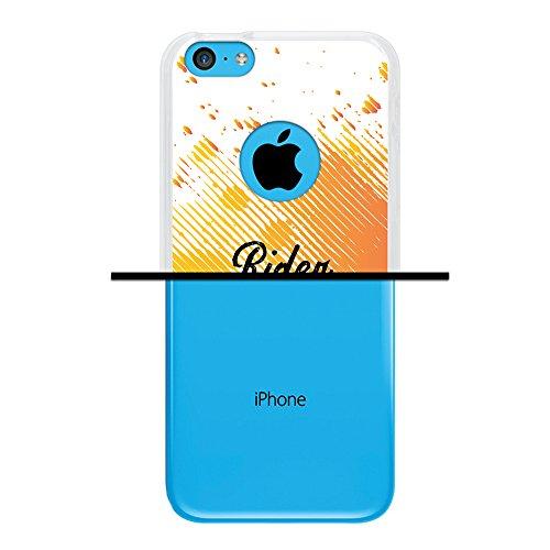 iPhone 5C Hülle, WoowCase Handyhülle Silikon für [ iPhone 5C ] Mondrian Stil Rechtecke Handytasche Handy Cover Case Schutzhülle Flexible TPU - Rosa Housse Gel iPhone 5C Transparent D0422