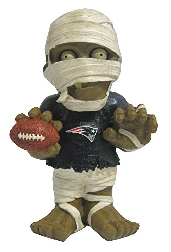 Forever Collectibles New England Patriots NFL Football Halloween Mummy Indoor Outdoor Figur (Halloween England New)