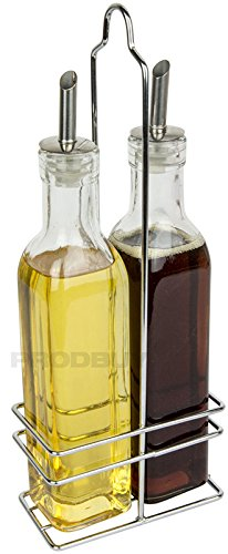 Set of Glass Oil...