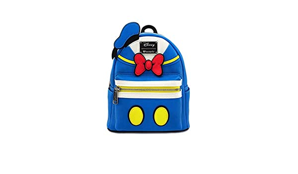 Loungefly disney Rucksack BAG Backpack Donald Duck WDBK0529