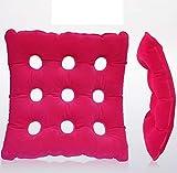 J&DKKS Aufblasbaren Donut-Ring-Kissen, Orthopädische Medizinische hemorrhoid Kissen, Seat dämpfung Linderung von Schmerzen Ideal für bürostühle Rollstuhl-E