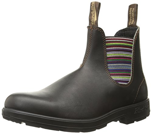 Blundstone 1409 Stout Brown/Striped, Größe:46