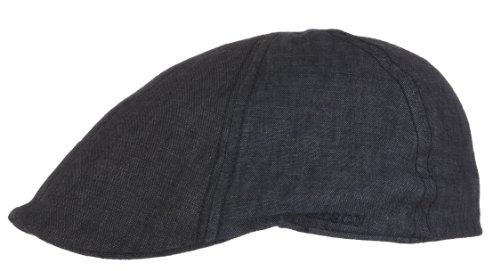 putnam-anthrazit-flatcap-gatsby-schirmmutze-leinen-von-stetson-l-58-59