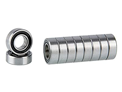 RT Reckward Tuning Kugellager 5x8x2.5mm 85-2RS ABEC 3 (10 Stück)