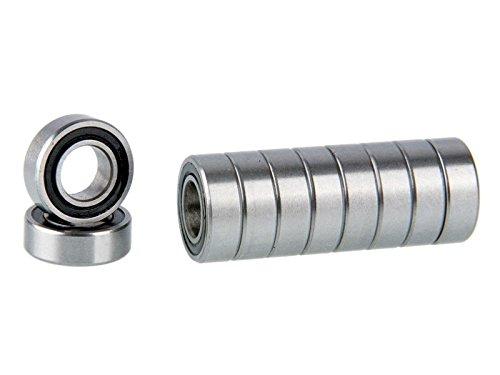 ugellager 5x8x2.5mm 85-2RS ABEC 3 (10 Stück) (1 10 Scale Tamiya)