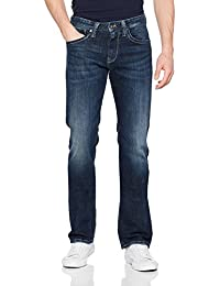 Pepe Jeans Kingston Zip, Jean Droit Homme