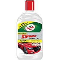 Turtle Wax 52820 Zip Super Concentrated Car Wash Shampoo & Wax 1 Litre preiswert