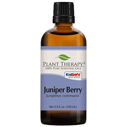 Juniper Berry Essential Oil 100 ml. 100% Pure, Undiluted, Therapeutic Grade