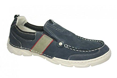 Dockers Herren Mokassin 36GL002-300660 navy Größe 41 bis 47 Blau