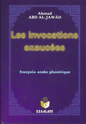 Les Invocations Excaucees