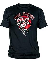 Camiseta Chico Atlético de Madrid Sangre ROJIBLANCA 98008a483540b