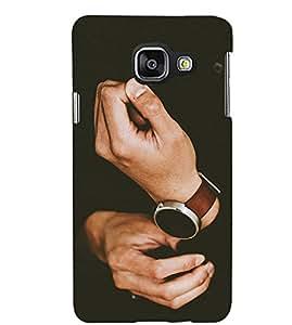 "NIRANG High Quality Printed Desinger Back Case Cover For ""Samsung Galaxy A7 (2016)"""