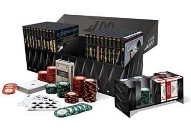 L'Intégrale James Bond - Coffret Poker [Édition Limitée]