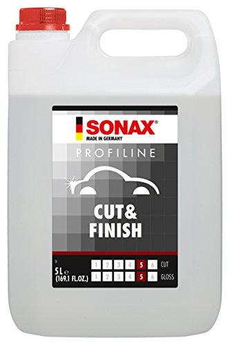 Sonax 40521139 Profiline Cut und Finish Silikonfrei, 5 L