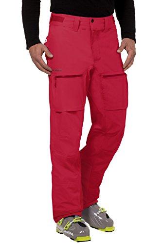 vaude-hose-mens-boe-pants-pantalones-de-lluvia-para-hombre-color-rojo-talla-de-54