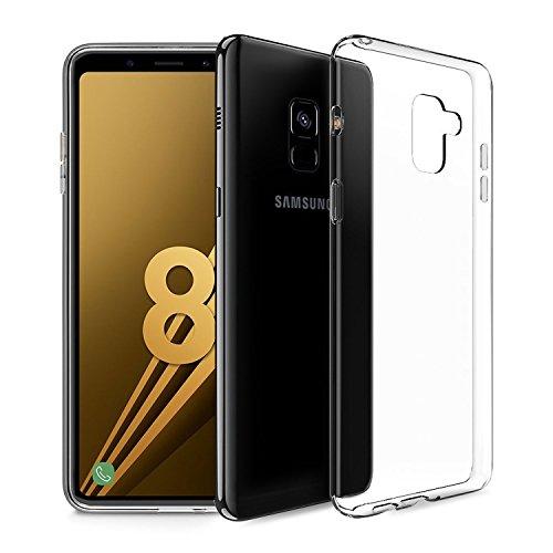 cover samsung a8 2018 silicone