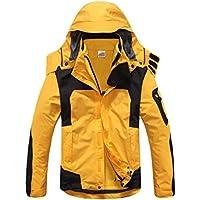 Con Chaqueta 3 Hombre Forro Esquí De En Abrigo Wanyangg Montaña 1 Impermeable 5ZvxqBqw