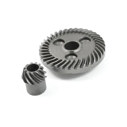 sourcingmap® Reparatur Teil Kegelradgetriebe Ritzel Satz für DeWalt 6288 Winkelschleifer (Kegelradgetriebe-schleifer)