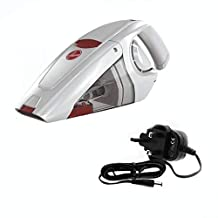 Hoover Gator 10.8V Cordless Handheld Vacuum Cleaner 1.6 kg, HQ86-GA-B-ME, White, 1 Year Brand Warranty