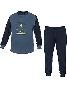 PLANETEX - Pijama - para Hombre