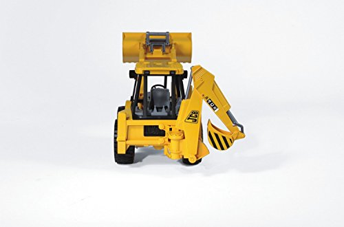 Image of Bruder 02428 Backhoe Loader