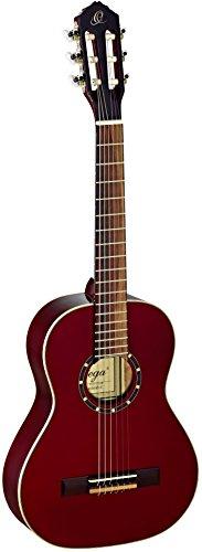 ortega-r121-1-2wr-guitarra-de-concierto-de-1-2-con-funda-acabado-brillante-color-burdeos
